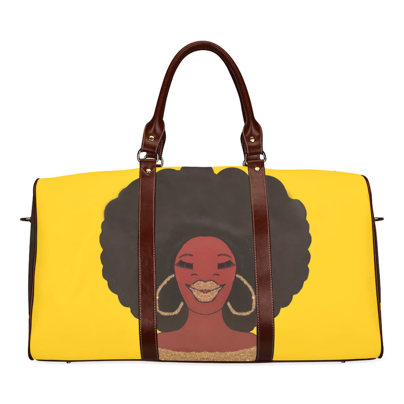 """ZORA"" MULTI COLOR LARGE TOTE BAGS"