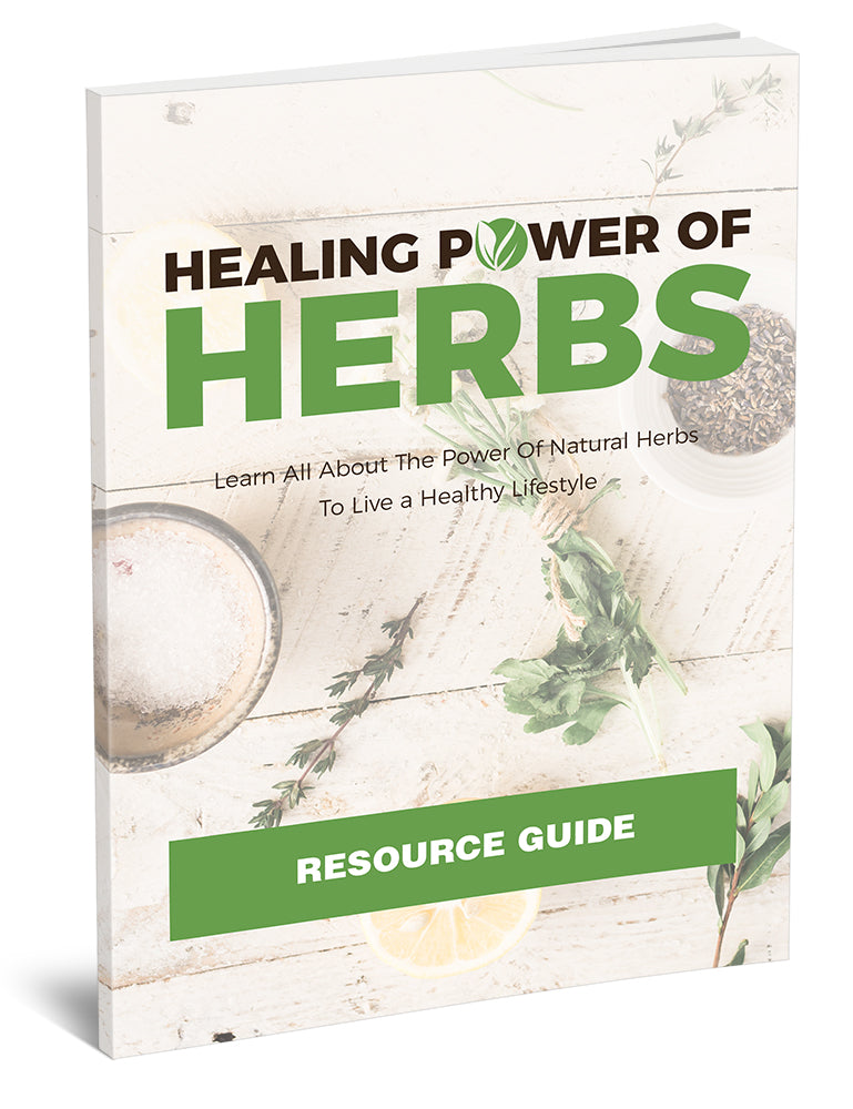 HEALING POWER OF HERBS EBOOK