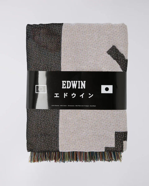 Edwin Blanket - White