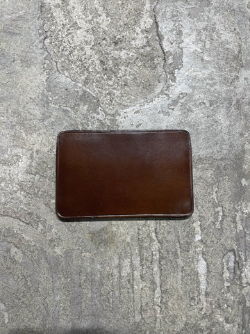 2 Card case - Brown