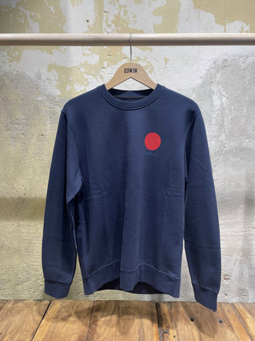 Japanese Sun Sweat - Navy Blazer