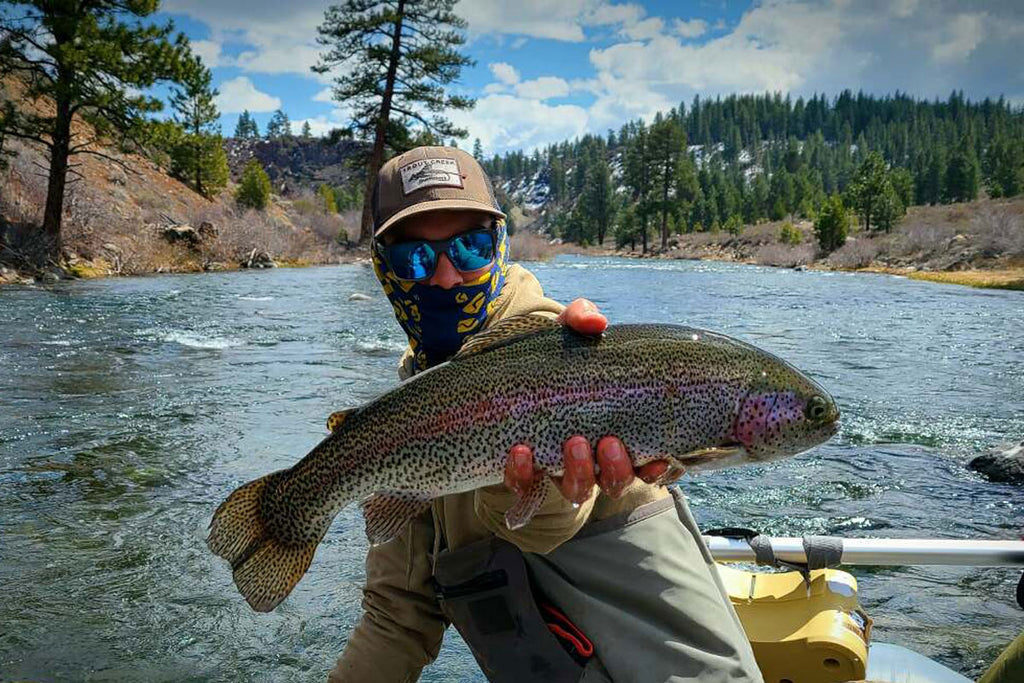 Truckee River Fishing Report April 16, 2021