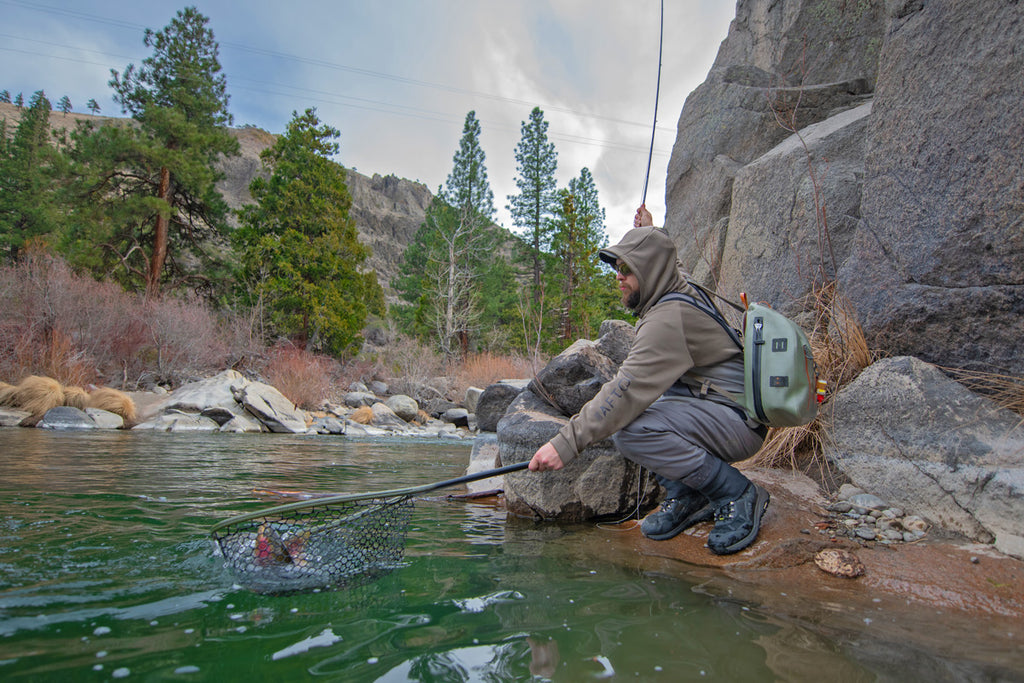 Truckee River Fly Fishing Report for May 7, 2021