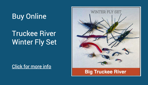 Recommended flies for the Truckee River