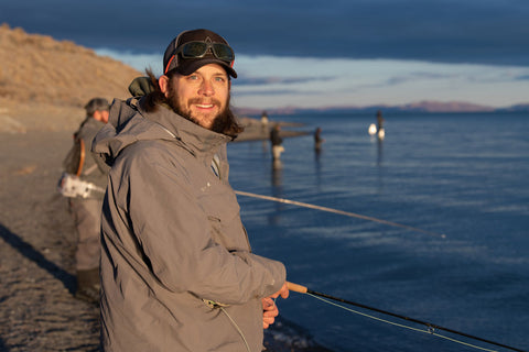 How to fish Pyramid Lake with Miles Zimmerman