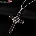 Stainless Cross Necklace