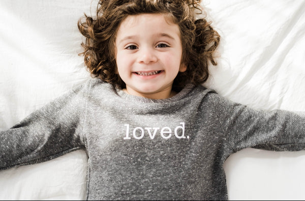 Loved. Smoke Toddler Long Sleeve