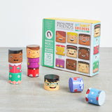 My Family Builders 16 pc Set - Friends Edition
