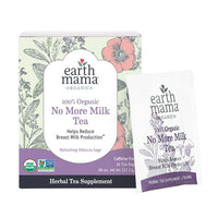 Earth Mama Organic No More Milk Tea