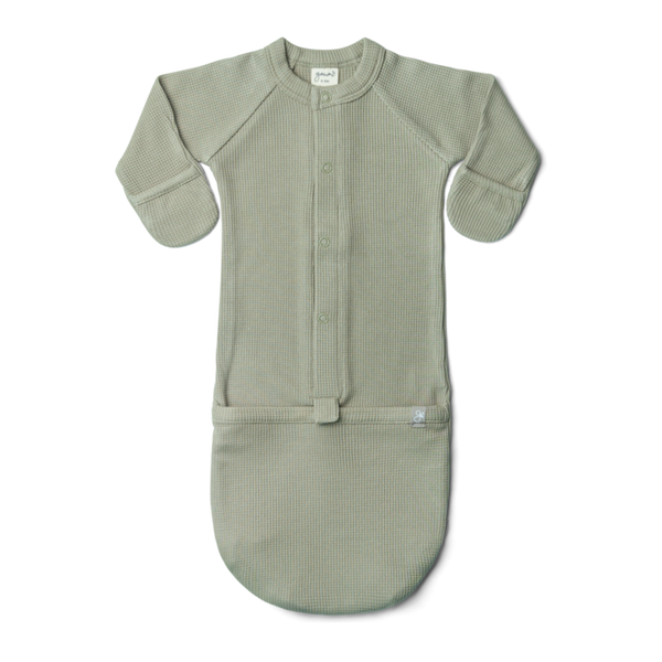 Goumi Thermal Ash Baby Gown