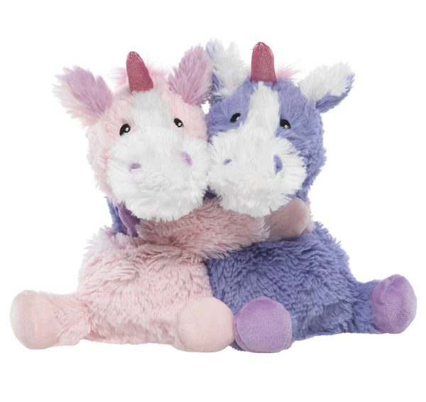 Unicorn Hugs 9in Warmies® - Heatable Plush Animals!