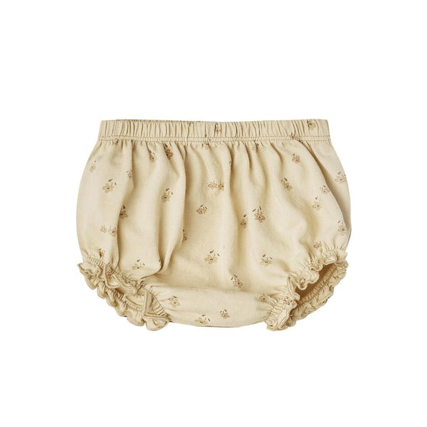 Rylee + Cru Butter Little Flower Essential Bloomer