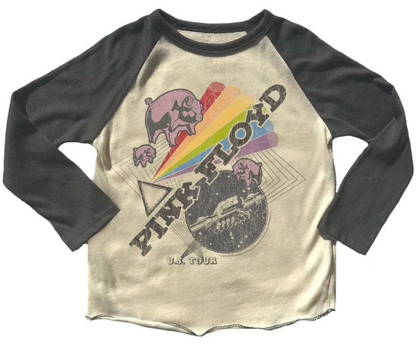 Rowdy Sprout ADULT Pink Floyd Long Sleeve