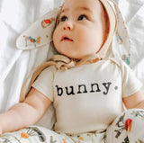 Tenth & Pine Bunny Baby Bodysuit