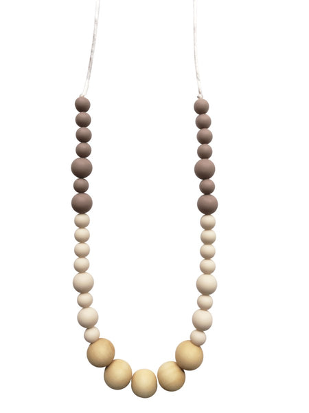 Chewable Charm The Adri Teething Necklace