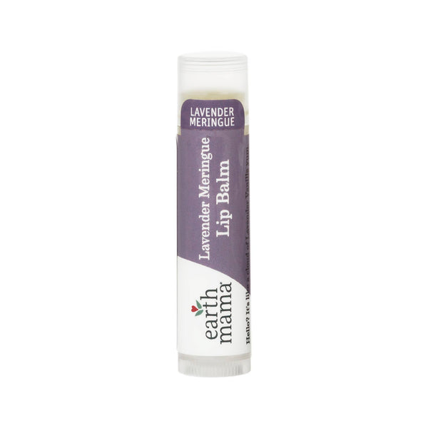 Earth Mama Lavender Meringue Lip Balm