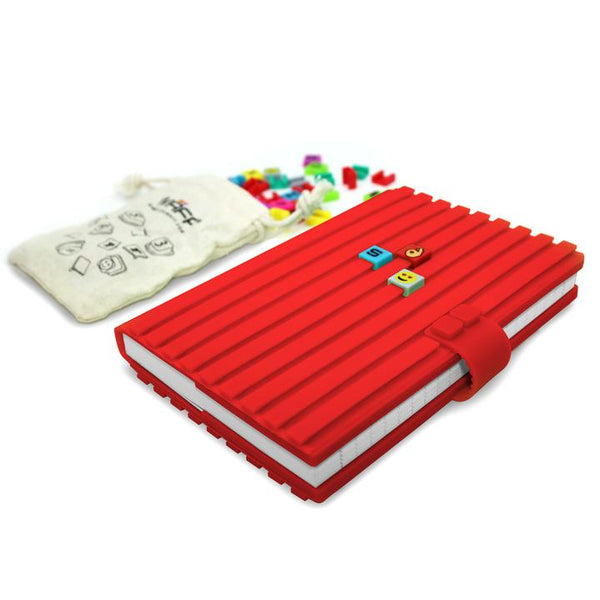Waff World Medium Spara Journal Combo - Multiple Colors Available!