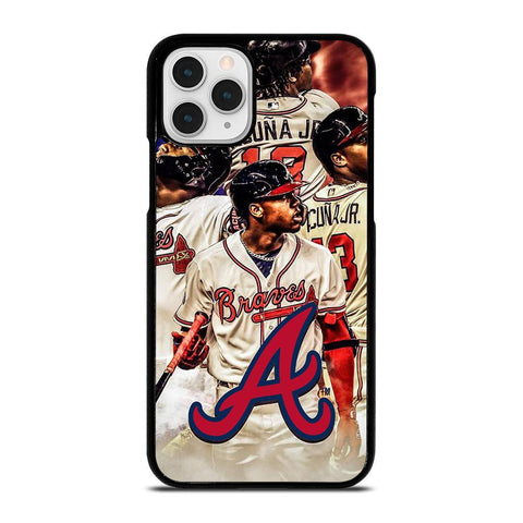ACUNA JR ATLANTA BRAVES-iphone-11-pro-case-cover