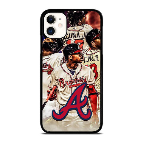ACUNA JR ATLANTA BRAVES-iphone-11-case-cover