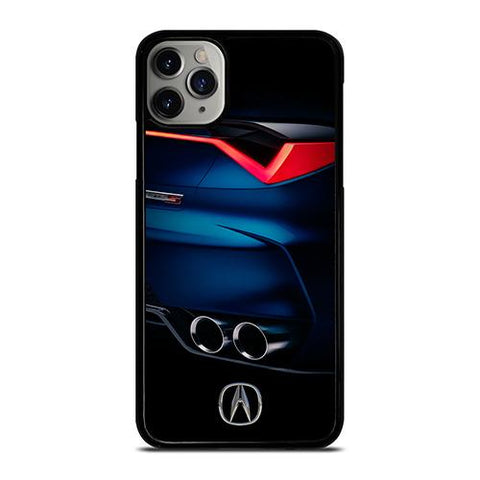 ACURA TYPE S CONCEPT CAR iPhone 11 Pro Max Case Cover