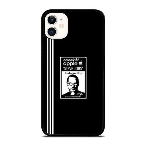 ADIDAS APPLE STEVE JOBS iPhone 11 Case Cover