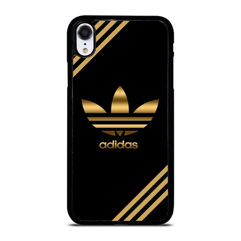 ADIDAS GOLD iPhone XR Case Cover