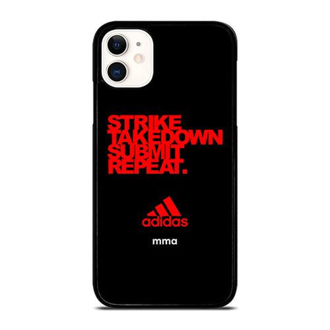 ADIDAS MMA MIX MARTIAL ART iPhone 11 Case Cover