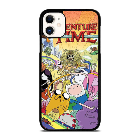 ADVENTURE TIME FINN AND JAKE 2-iphone-11-case-cover