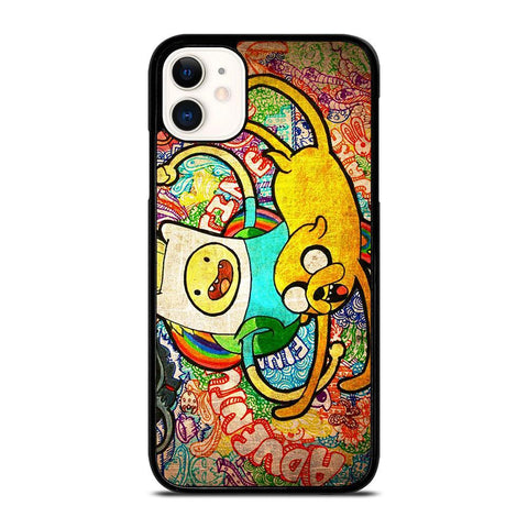 ADVENTURE TIME Finn and Jake-iphone-11-case-cover