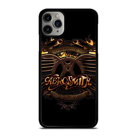 AEROSMITH FORCE ONE-iphone-11-pro-max-case-cover