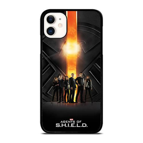AGENTS OF SHIELD MARVEL iPhone 11 Case Cover