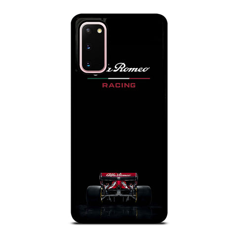 ALFA ROMEO RACING TEAM Samsung Galaxy S20 Case Cover