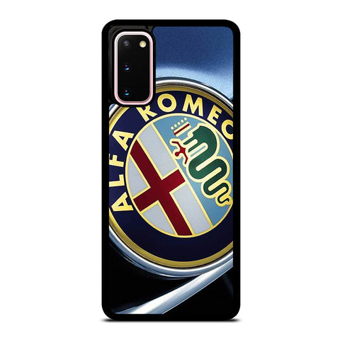ALFA ROMEO Samsung Galaxy S20 Case Cover