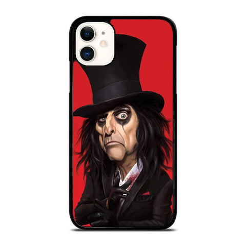 ALICE COOPER-iphone-11-case-cover