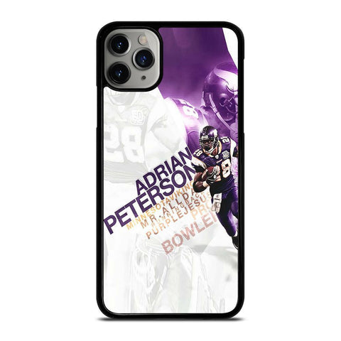 ANDRIAN PETERSON ACTION-iphone-11-pro-max-case-cover