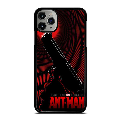 ANT-MAN LOGO Marvel-iphone-11-pro-max-case-cover
