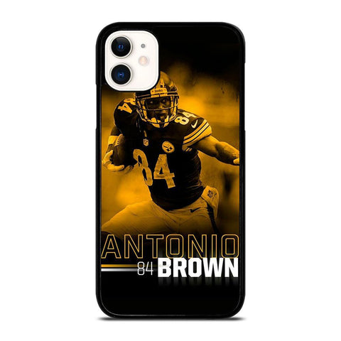 ANTONIO BROWN STEELERS 84-iphone-11-case-cover