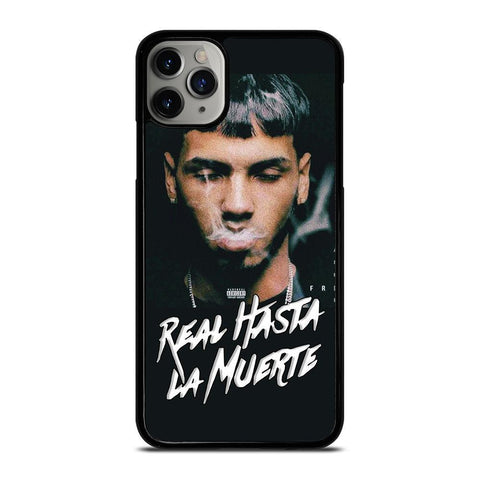 ANUEL AA REAL HASTA LA MUERTE-iphone-11-pro-max-case-cover