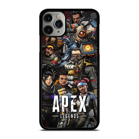 APEX LEGENDS CHARACTER-iphone-11-pro-max-case-cover