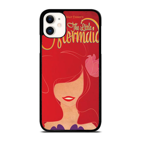 ARIEL THE LITTLE MERMAID DISNEY-iphone-11-case-cover
