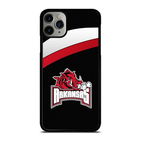 ARKANSAS RAZORBACKS LOGO-iphone-11-pro-max-case-cover