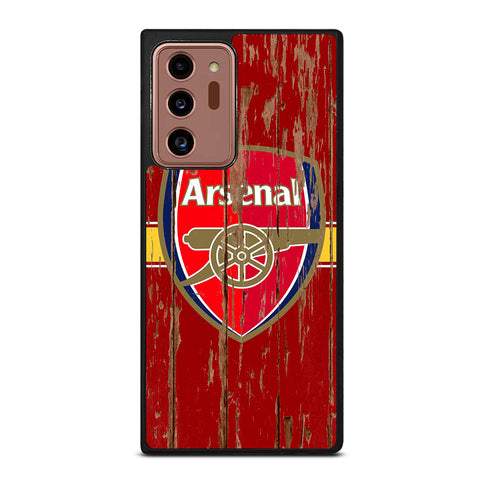 ARSENAL WOODEN LOGO Samsung Galaxy Note 20 Ultra Case Cover