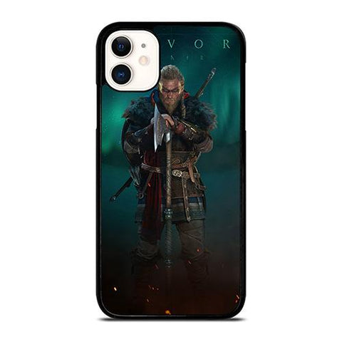 ASSASSIN'S CREED EIVOR GREEN iPhone 11 Case Cover