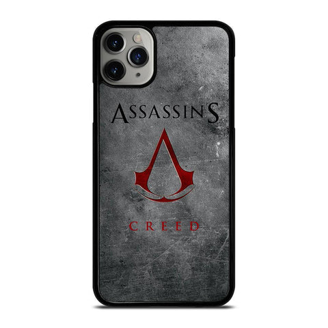 ASSASSIN'S CREED Logo-iphone-11-pro-max-case-cover