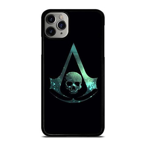 ASSASSIN'S CREED SKULL LOGO iPhone 11 Pro Max Case Cover