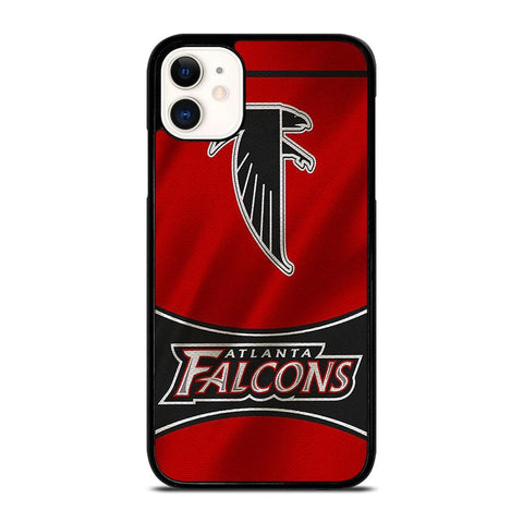 ATLANTA FALCONS NFL FLAG-iphone-11-case-cover