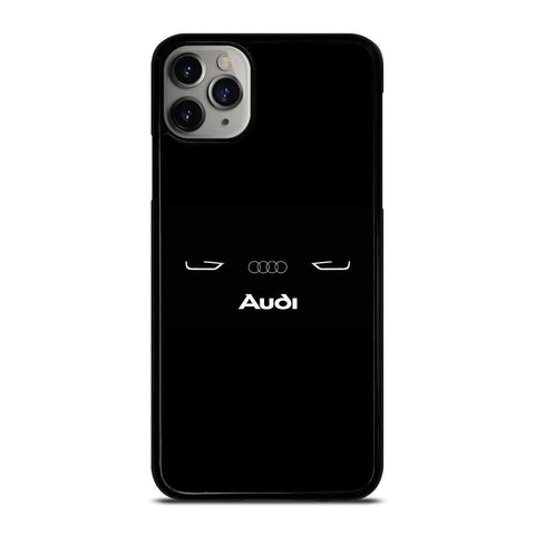AUDI SIGN LOGO CAR-iphone-11-pro-max-case-cover