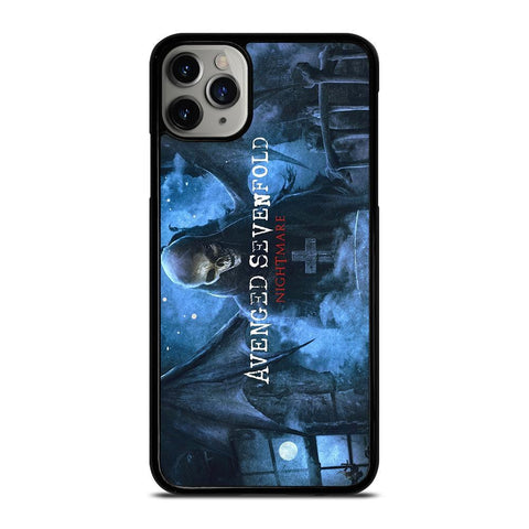 AVENGED SEVENFOLD-iphone-11-pro-max-case-cover