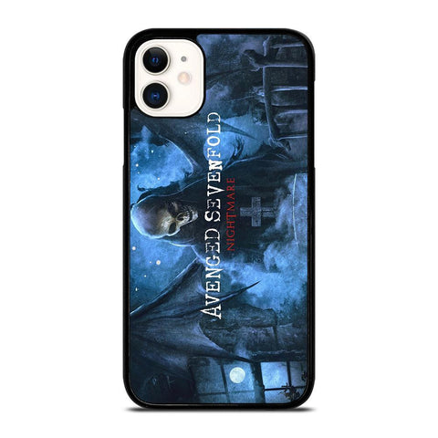 AVENGED SEVENFOLD-iphone-11-case-cover