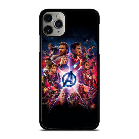 AVENGERS INFINITY WAR 3-iphone-11-pro-max-case-cover